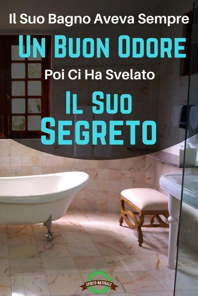 Cattivo odore bagno latest chiedi un preventivo per spurghi fognature e fossa biologica - Scatola sifonata bagno ...