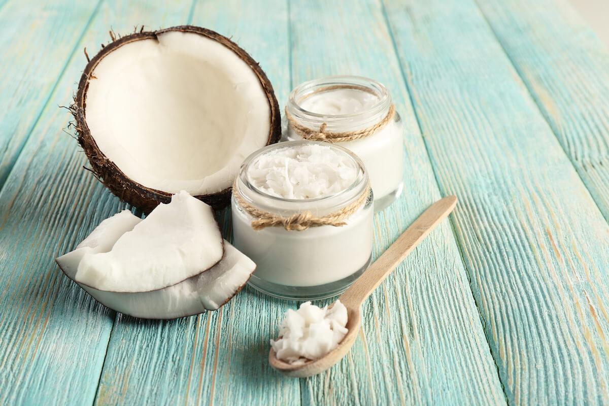 olio di cocco per dimagrire la pancia