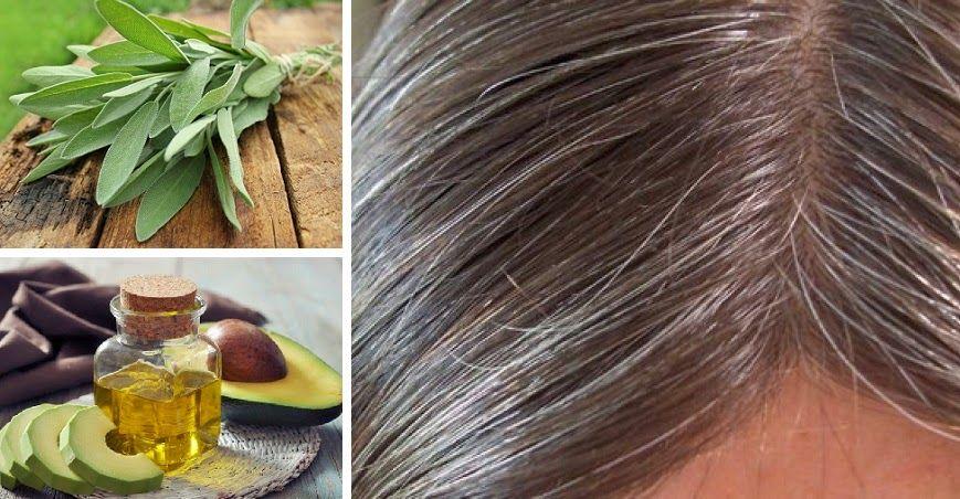 10 Rimedi Naturali per combattere la comparsa dei capelli grigi prematuri a26773ded07a