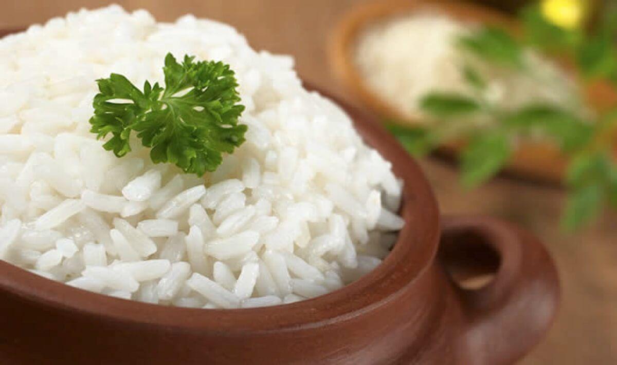 dieta del solo riso