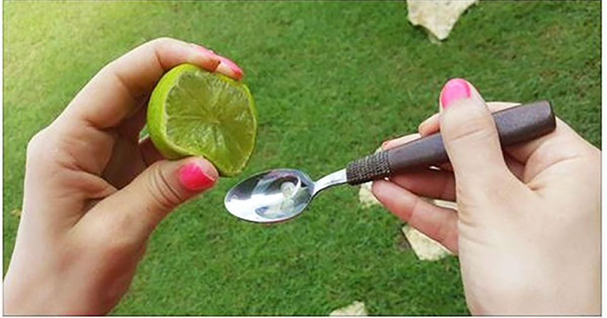 acqua al limone per la ricetta di perdita di peso